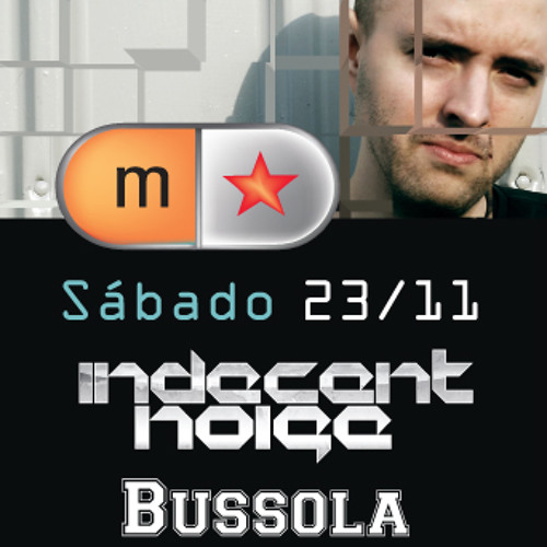Indecent Noise LIVE @ Magic, Niceto, Buenos Aires (23.11.13)