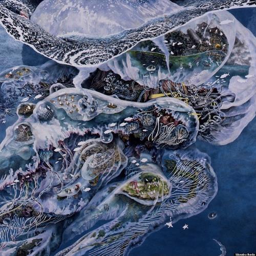 """""""Unermüdlich strömend, nahezu transparent"""" 涌动,近乎无限的透明 for Orchester (2013)- part1"""