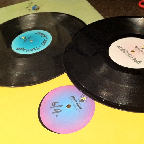 Dom & Optical - 'Techno Day' (unreleased Virus dub 1997)