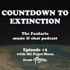 Countdown to Extinction Podcast - Episode #2 with Oli Paget-Moon from Telegram