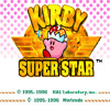 Kirby Super Star, Gourmet Race