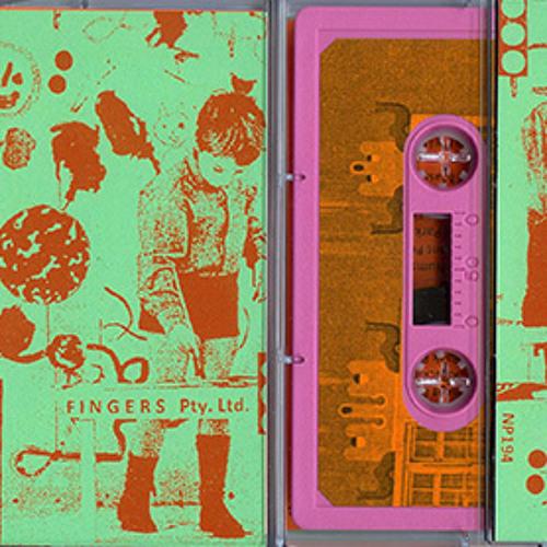 Fingers Pty Ltd- Heatwave Blues