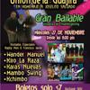 MGK Productions presenta: Bailable Vispera de Thanksgiving. Salón ILA, Ave. Kennedy. 27/Nov/2013