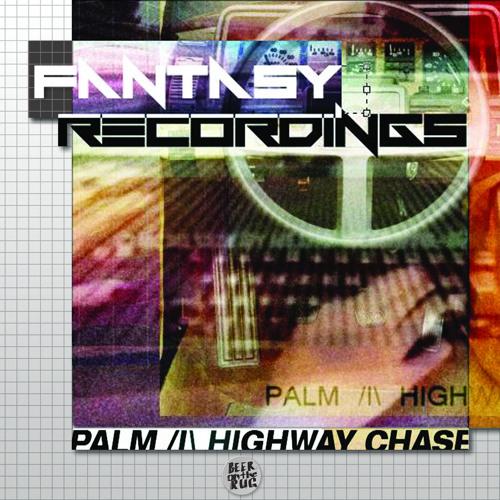 Palm Highway Chase - Dream Machine