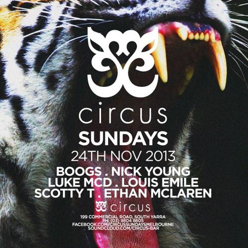 Circus Sundays | Nick Young 4:30-6:30