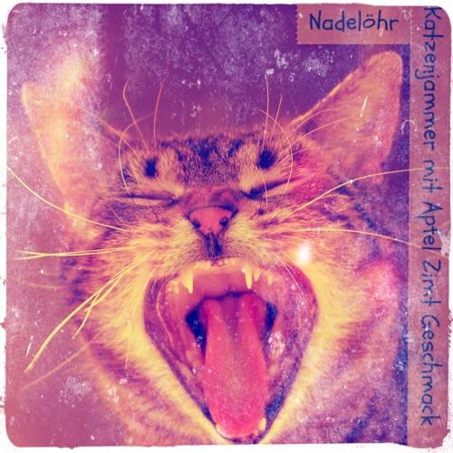 Nadelöhr - Katzenjammer mit Apfel Zimt Geschmack