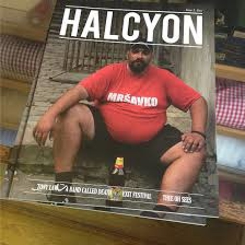 POOKY - MIX FOR HALCYON MAGAZINE