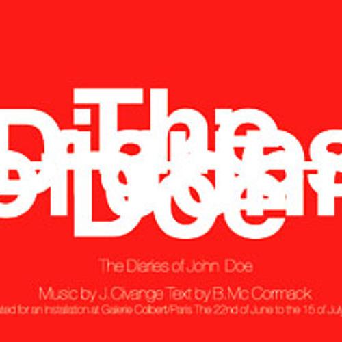 The diaries of john doe- the white room