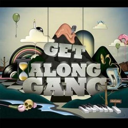 Bongo Bassline - Gaga Vs Get Along Gang ( Alyson Calagna Live Mash )