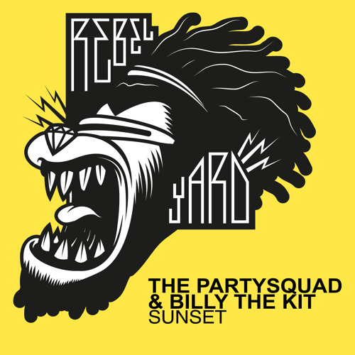 The Partysquad & Billy the Kit - Sunset (Available December 16)