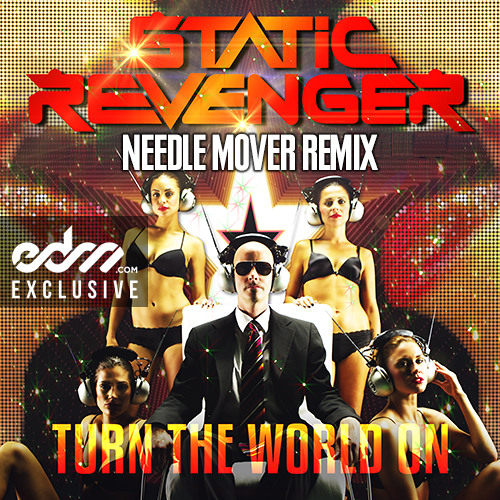 Turn The World On by Static Revenger (Future Disco Mix) - EDM.com Exclusive