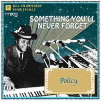 William Onyeabor - Something You'll Never Forget (Policy Remix)