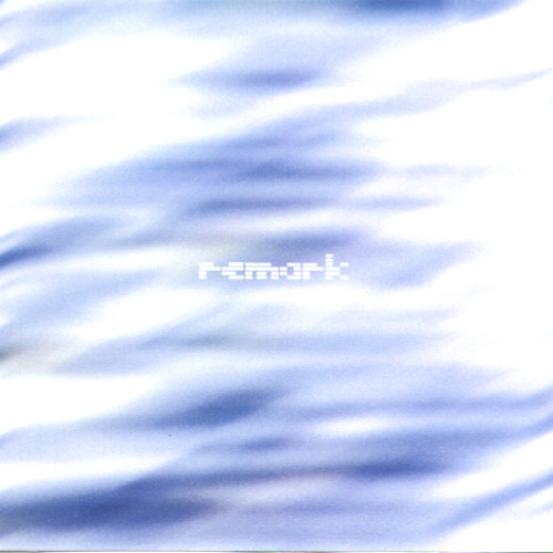 Remark Back Catalogue: Breathe (Fall 2000)