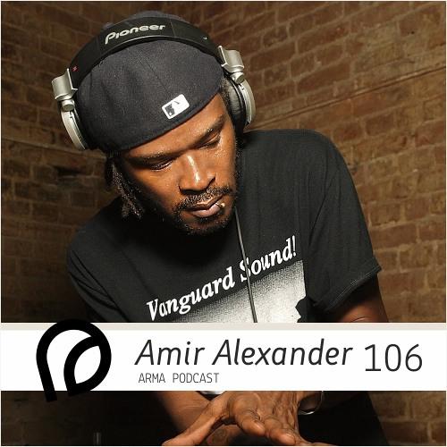 ARMA PODCAST 106: Amir Alexander @ Season Opening