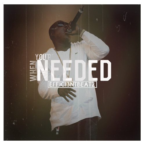 "Jadakiss (Type Beat)""When Your'e Needed"" (Prod By Effici3ntBeatz)"