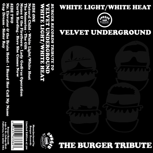Natural Child - White Light/White Heat