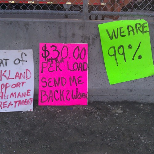 Oakland Port Truckers Demand Help for Emissions Upgrades