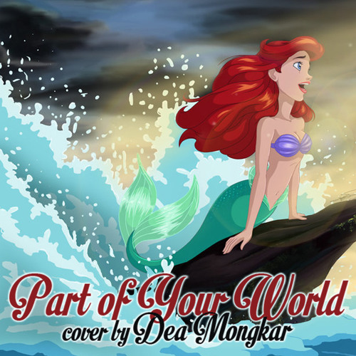 COVER - Part Of Your World