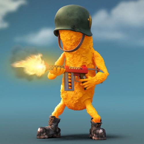 Pins and Cheetos