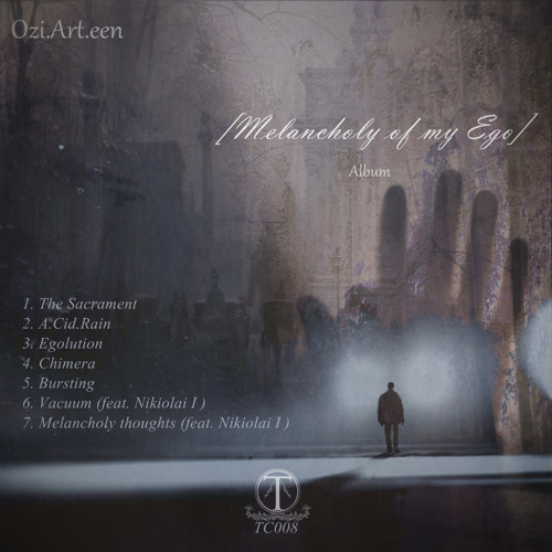 Ozi.Art.een feat. Nikolai I - Melancholy thoughts (Original Mix)