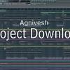 FL Studio Project Download - Auvic ft.Caroline Kim - Storm Synthesis (Agnivesh Remix)