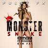 Monster Snake (Eminem Ft. Rihanna X Kim Fai)