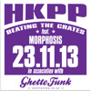 HKPP - Beating The Crates in association with Ghetto Funk 23-11-13