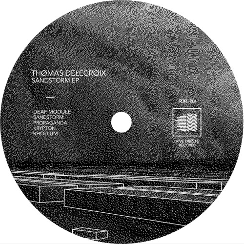 Thomas Delecroix - Propaganda (Original Mix) Preview