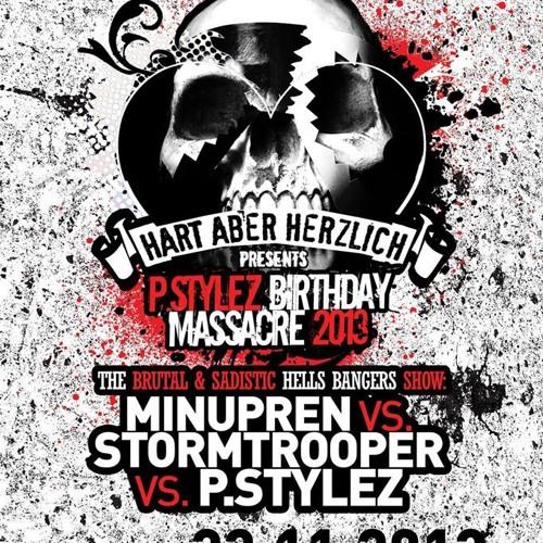 The Brutal and Sadistic Hells Bangers Show @ Butan Club Wuppertal 22.11.2013