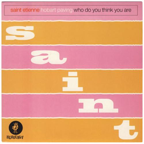 73) Saint Etienne 'Your Head My Voice' (Voix Revirement - Aphex Twin mix)