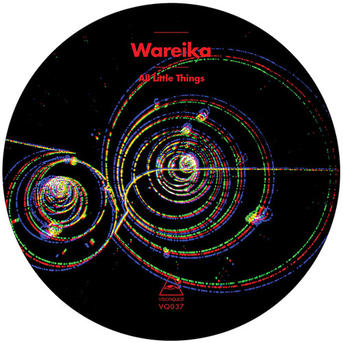 Wareika - All Little Things (Visionquest & Nikko Gibler Remix) - 192kbps