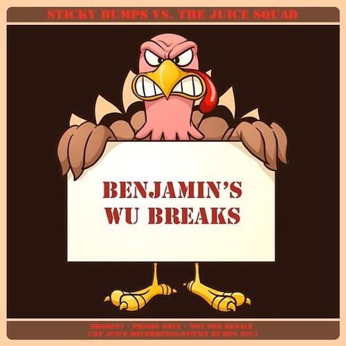 SBSR027, Benjamin's Wu Breaks by Sticky Bumps vs. The Juice Squad