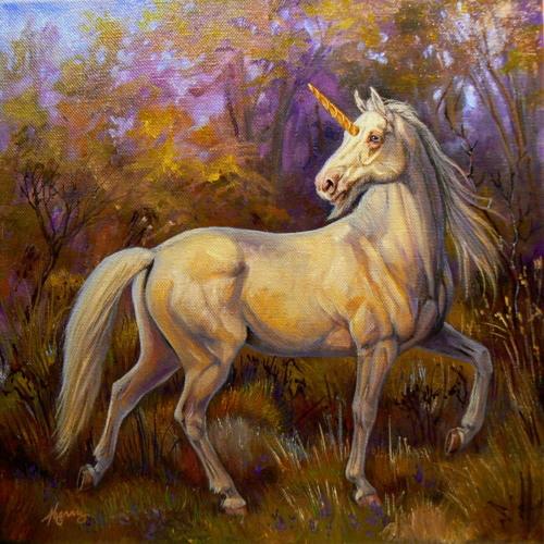 Hot Unicorn Forest
