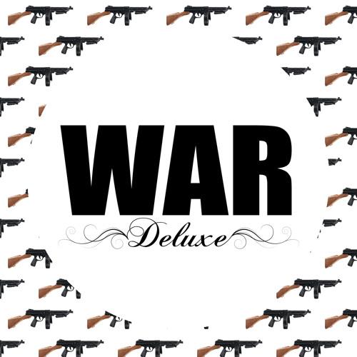Machine Gun Kelly - WAR DELUXE