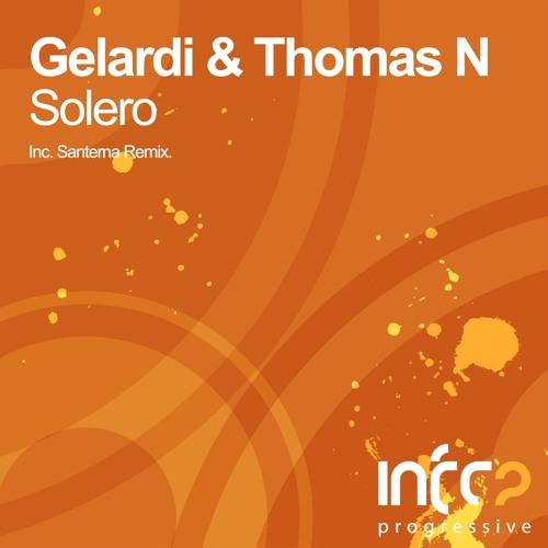 Gelardi & Thomas N - Solero (Santerna Remix)