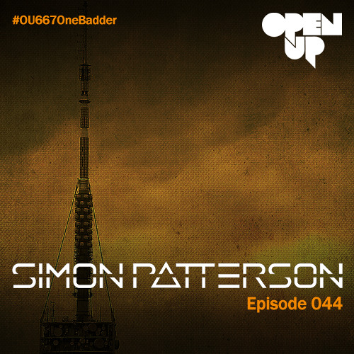 Simon Patterson - Open Up - 044 - Activa Guest Mix