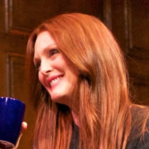 Person Place Thing: Randy Cohen with Julianne Moore