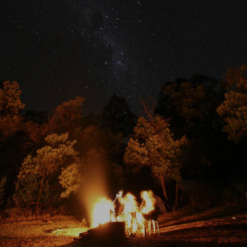 Campfire Stories 2 (Cosmic Traveller) by Silent Season