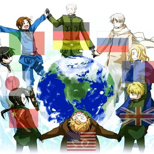 Countries hetalia List of