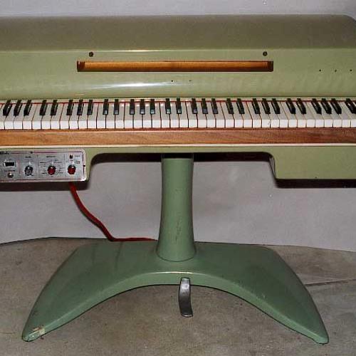 Casio Beats N' Electric Piano Study