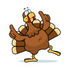 Yz4life - Turkey Dance - House - Happy Thanksgiving! mp3