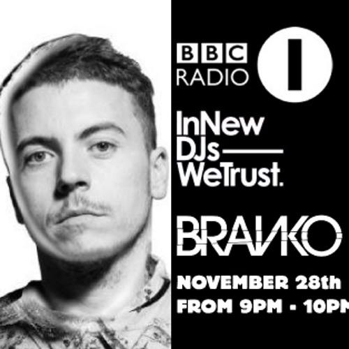 KJs - Klang on Radio 1 with Branko