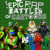 Teenage Mutant Ninja Turtles vs Ninjago. Epic Rap Battles of Cartoons 24.