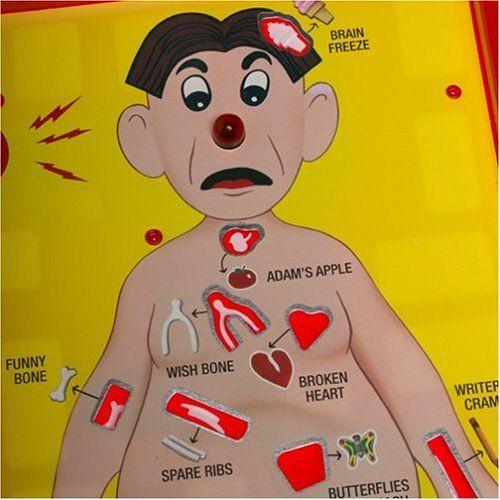 Shredded Ligaments