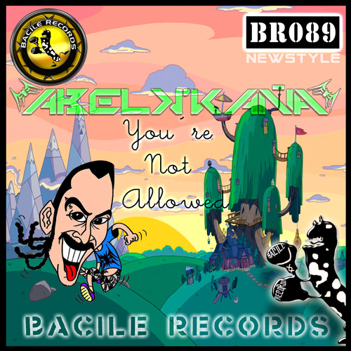 BR 089 Abel k´kaña - You´re Not Allowed (Official Anthem 22 Anniversary Masia Club )