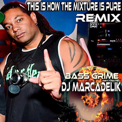 """Drumstep/Dubstep """"This is How the Mixture is Pure"""" NOW ON BEATPORT"""