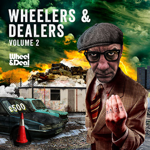 2. Wheelers & Dealers Vol2 - Twisted & Rakoon feat. Beezy - Secluded - Wheelydealy041