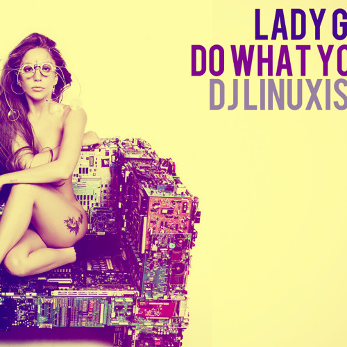 Lady Gaga - Do What You Want (DJ Linuxis Remix)