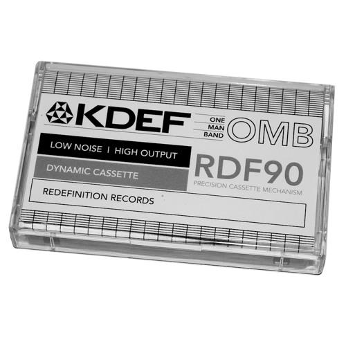 K-Def - One Man Band - Full Tape MP3 / Walkman Audio