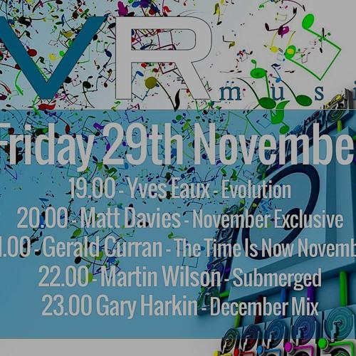 Matt Davies- Innervisions Radio - Exclusive Guest Mix Nov 2013